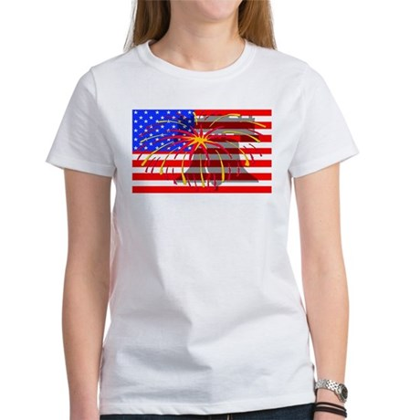 4th of July Independence Women's T-Shirt