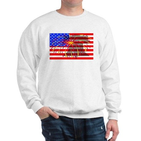 4th of July Independence Sweatshirt