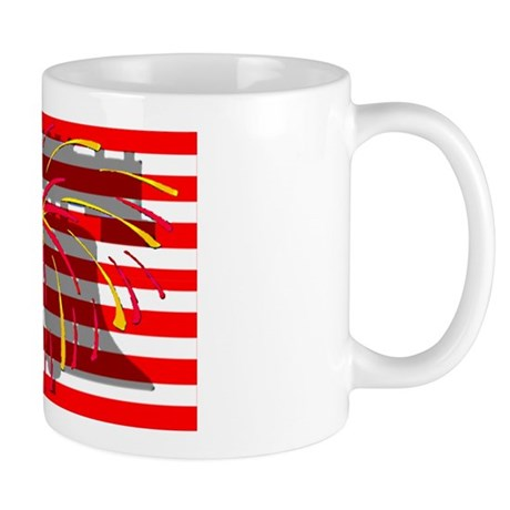 4th of July Independence Mug
