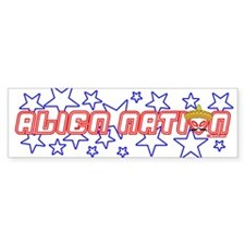 Alien Nation Bumper Sticker (50 pk)