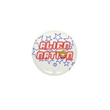 Alien Nation Mini Button (100 pack)
