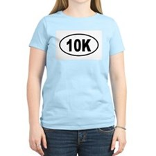 10K Womens Light T-Shirt