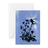 Fairy and Dandelion Greeting Cards (Pk of 20)