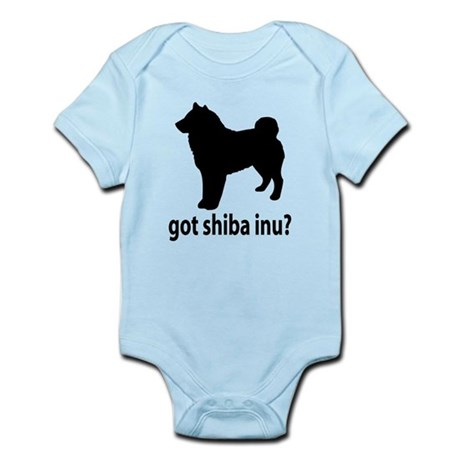Got Shiba Inu? Infant Bodysuit