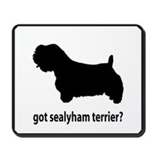 Got Sealyham Terrier? Mousepad