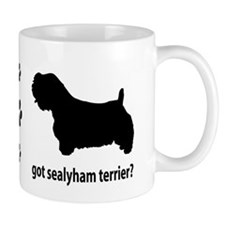 Got Sealyham Terrier? Mug