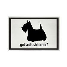 Got Scottish Terrier? Rectangle Magnet