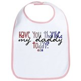 my daddy? Bib