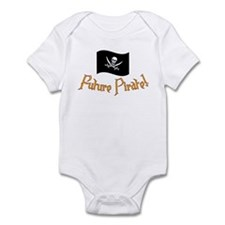 Future Pirate Infant Bodysuit