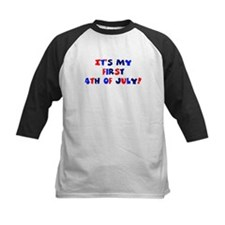 First 4th of July Tee