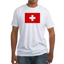 SWISS CROSS FLAG Shirt