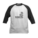 """Eat. Sleep. Teach English."" Tee"