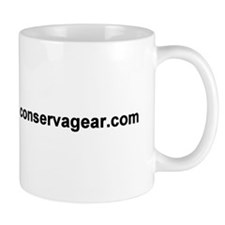W the Right Stuff Mug