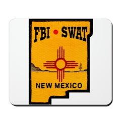 NM F.B.I. SWAT Mousepad