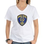 Reno Police Women's V-Neck T-Shirt