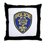 Reno Police Throw Pillow