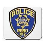 Reno Police Mousepad