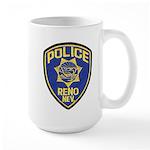 Reno Police Large Mug