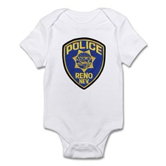 Reno Police Infant Bodysuit