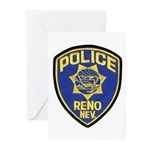 Reno Police Greeting Cards (Pk of 10)