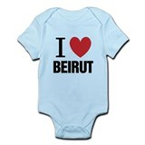I Heart Beirut | Infant Bodysuit