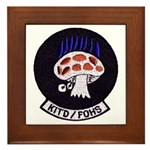 Son Tay Raiders Framed Tile