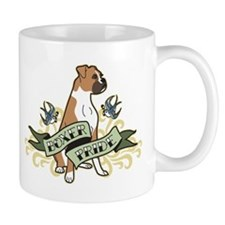 Boxer Tattoo Mug