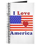 Heart America Flag Journal