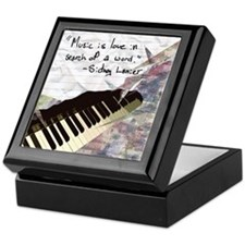 Piano Keepsake Box