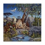 Peaceable Kingdom Tile Coaster