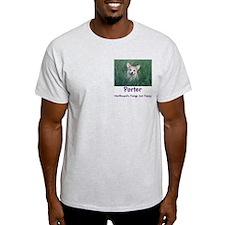 My Porter Ash Grey T-Shirt