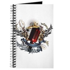 Cute Music artists Journal