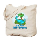 Big Cousin DINOSAURS Tote Bag