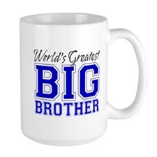 World's Greatest Big Brother Coffee Mug