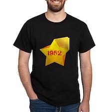 Heart of Star 1952 T-Shirt