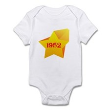 Heart of Star 1952 Infant Bodysuit
