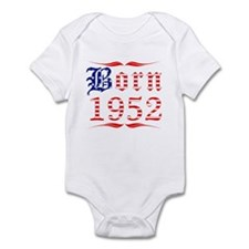 Born All American 1952 Infant Bodysuit