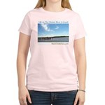 On The Chester River Women's Light T-Shirt
