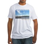 On The Chester River Fitted T-Shirt