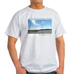 On The Chester River Light T-Shirt