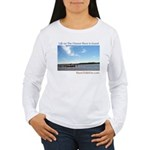 On The Chester River Women's Long Sleeve T-Shirt