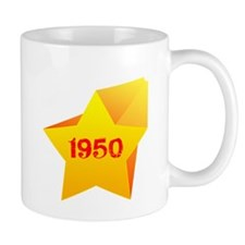 Star Heart of 1950 Mug