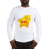 Star Heart of 1949 Long Sleeve T-Shirt