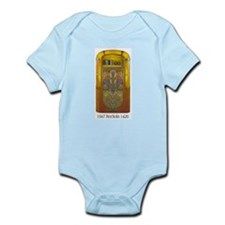 1947 Rockola 1426 Jukebox Infant Creeper