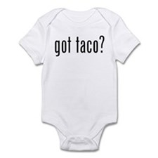 got taco? Infant Bodysuit