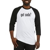 got soda? Baseball Jersey