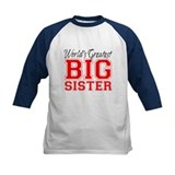 Worlds Greatest Big Sister Tee