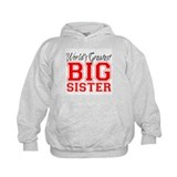 Worlds Greatest Big Sister Hoody