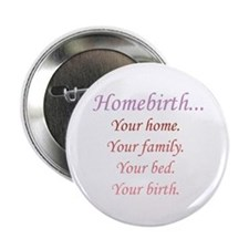 Homebirth is Yours Button