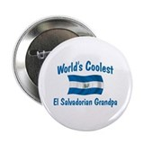 "Coolest El Salvadorian Grandpa 2.25"" Button"